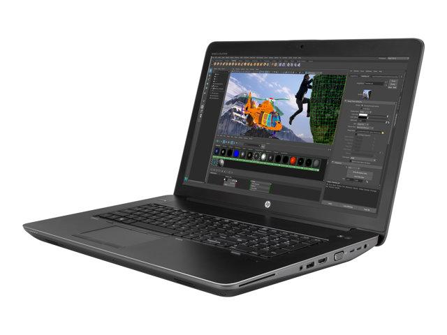 HP ZBook 17 G4 Mobile Workstation - 17 3
